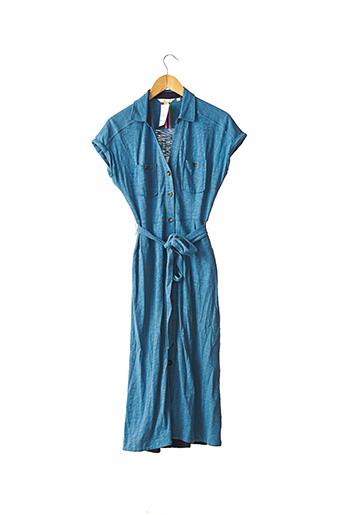 Robe longue bleu BODEN pour femme