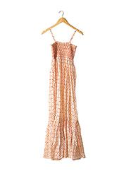Robe longue beige VANESSA BRUNO pour femme seconde vue