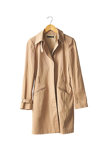 Imperméable/Trench beige ETAM pour femme