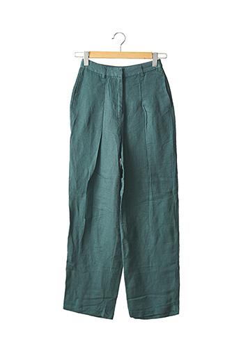 Pantalon casual bleu LA REDOUTE pour femme