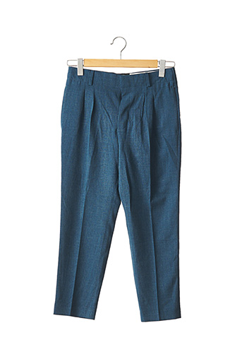 Pantalon chic bleu ASOS pour homme