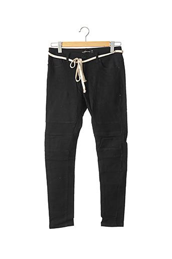 Pantalon casual noir MANIÈRE DE VOIR pour homme