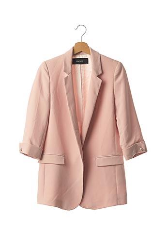 Veste chic / Blazer rose ZARA pour femme