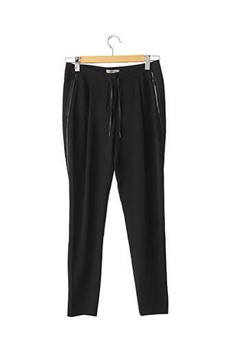 Pantalon casual noir CALVIN KLEIN pour femme