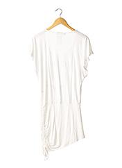 Robe mi-longue blanc FERRE pour femme seconde vue