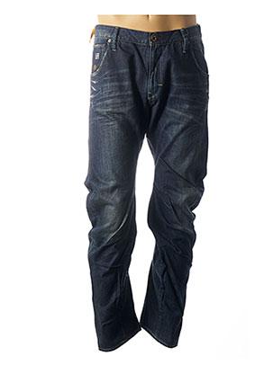Jeans boyfriend bleu G STAR pour homme