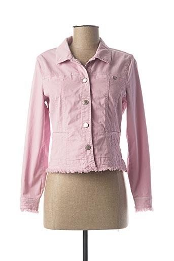 Veste casual rose GERRY WEBER pour femme