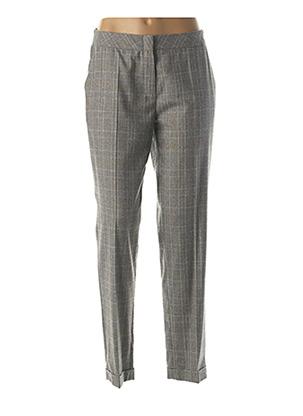 Pantalon 7/8 gris BASLER pour femme