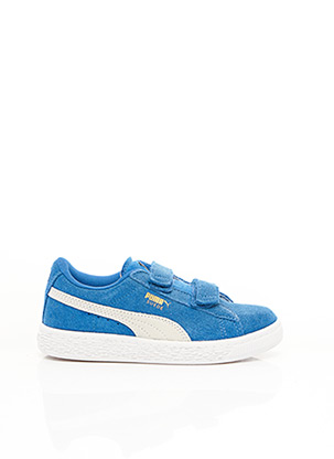 Baskets bleu PUMA pour garçon