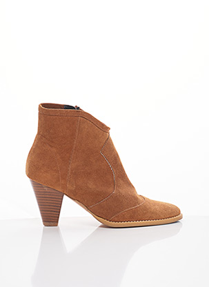 Bottines/Boots marron CARDENAL pour femme