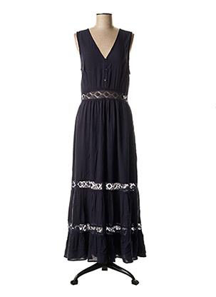 Robe longue bleu MOLLY BRACKEN pour femme