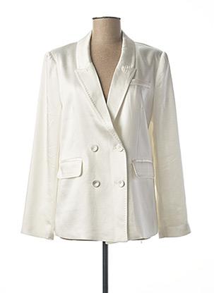 Veste chic / Blazer blanc MOLLY BRACKEN pour femme