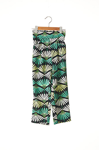 Pantalon casual vert MINI MOLLY pour fille