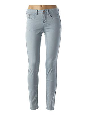 Pantalon casual bleu CREAM pour femme