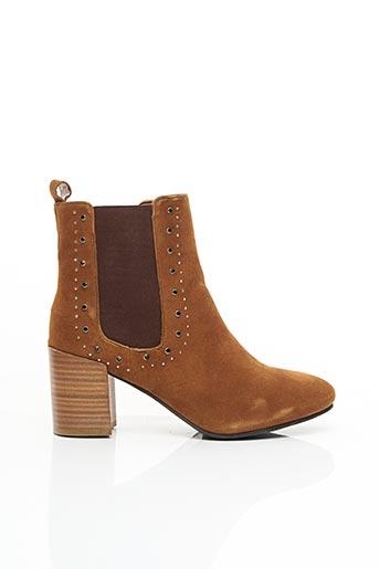 Bottines/Boots marron L'ATELIER TROPÉZIEN pour femme