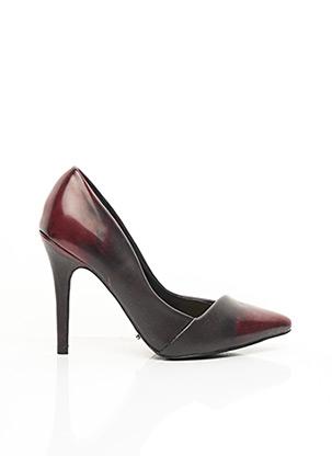 Escarpins rouge CASSIS COTE D'AZUR pour femme