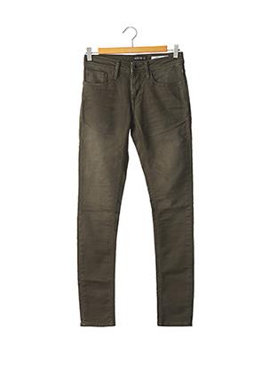 Pantalon casual vert ANTONY MORATO pour homme