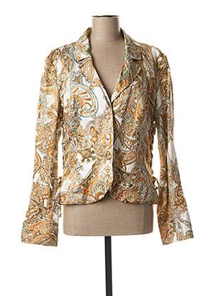 Veste chic / Blazer beige AIRFIELD pour femme