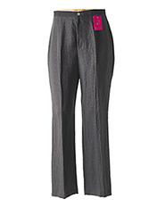 Pantalon casual bleu BATISTE pour femme seconde vue