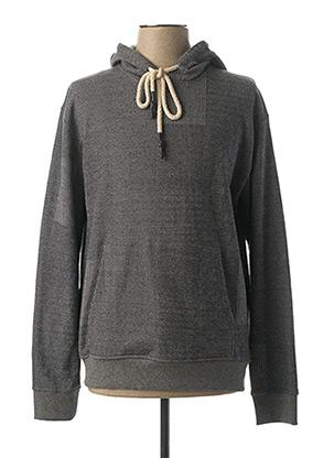 Sweat-shirt gris IMPERIAL pour homme