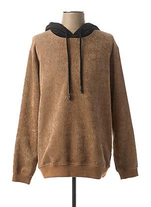 Sweat-shirt marron IMPERIAL pour homme