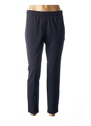 Pantalon casual bleu IMPERIAL pour femme