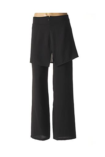 Pantalon chic noir LO! LES FILLES pour femme