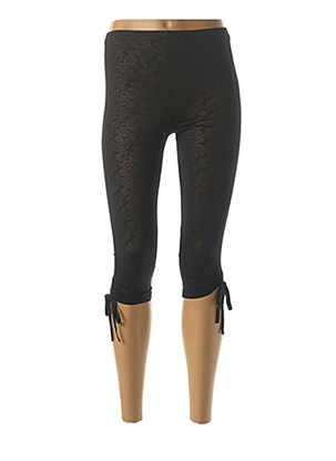 Legging noir L33 pour femme