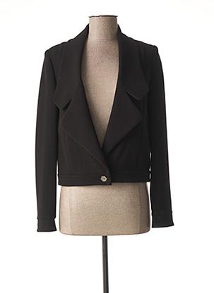Veste chic / Blazer noir COP COPINE pour femme