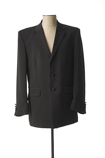 Veste chic / Blazer noir FRANCK ELISEE pour homme