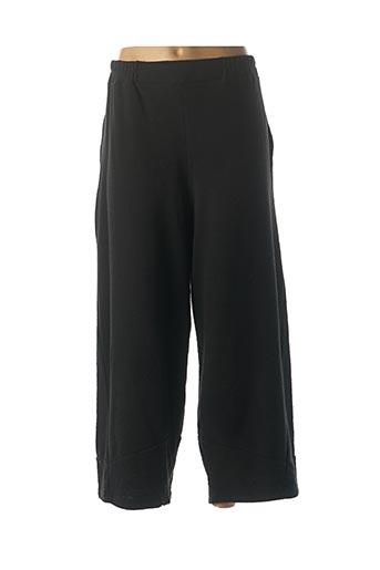 Pantalon casual noir LUUKAA pour femme