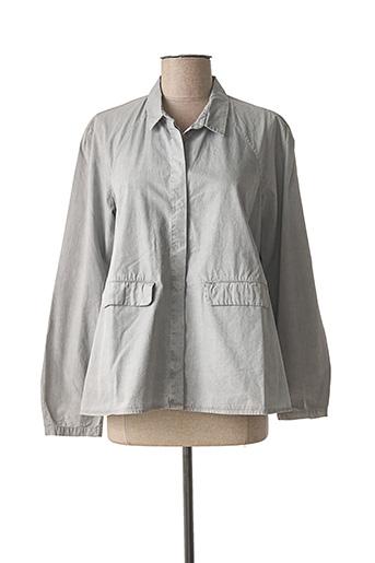 Veste casual gris ELEMENTE CLEMENTE pour femme