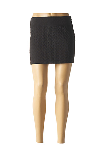 Jupe courte noir MARIE-SIXTINE pour femme