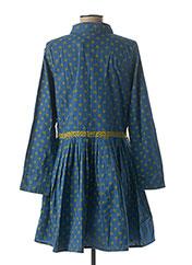 Tunique manches longues bleu RHUM RAISIN pour femme seconde vue