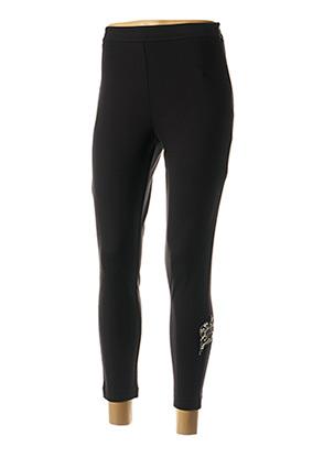 Legging noir TWINSET pour femme