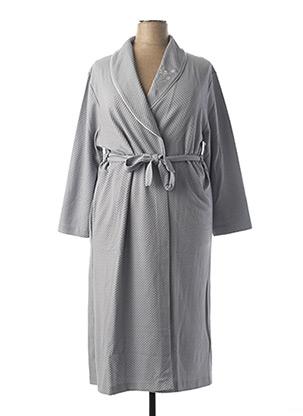 Robe de chambre bleu PEIGNORA pour femme