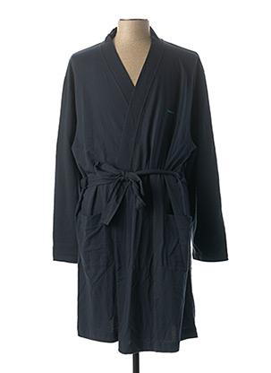 Robe de chambre bleu MASSANA pour homme