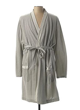 Robe de chambre gris MASSANA pour homme