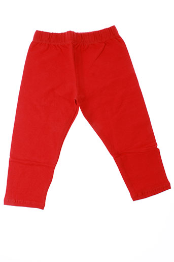 Pantalon casual rouge MAD IN SPORT pour fille