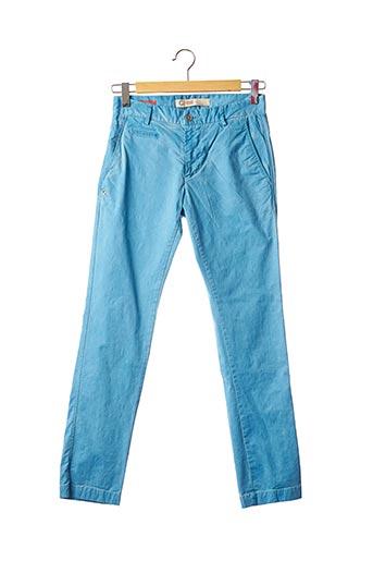 Pantalon casual bleu GAUDI pour homme