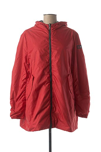 Imperméable/Trench rouge OOF WEAR pour femme