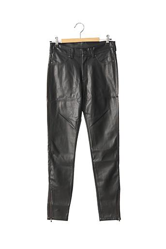 Pantalon casual noir DR DENIM pour femme