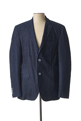 Veste chic / Blazer bleu EMYLE pour homme