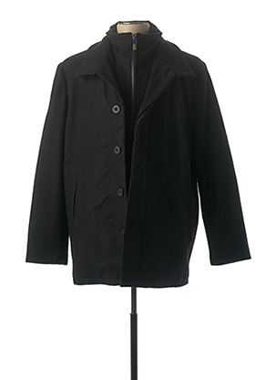 Manteau court noir OLD TAYLOR pour homme