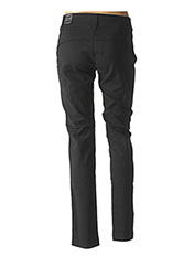 Pantalon casual noir IMITZ pour femme seconde vue