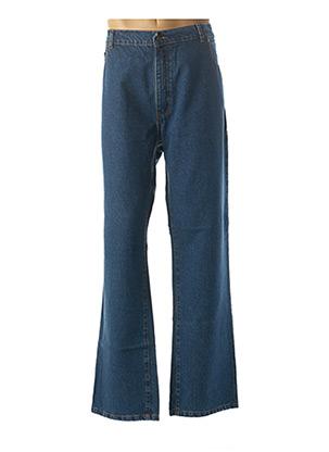 Jeans coupe droite bleu COLT JEAN pour homme