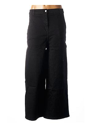 Jeans coupe large noir PEOPLE TREE pour femme