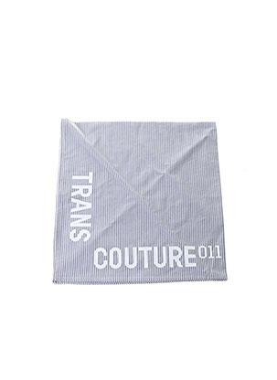 Foulard gris SUPER MARCHÉ pour unisexe