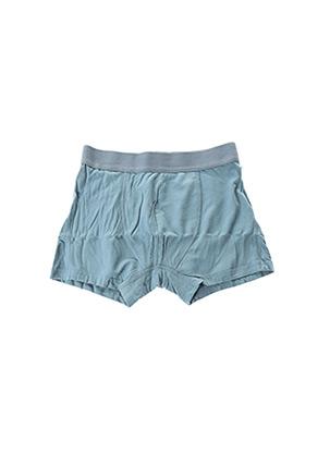 Shorty/Boxer bleu ORGANIC BASICS pour homme
