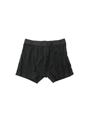 Shorty/Boxer vert ORGANIC BASICS pour homme